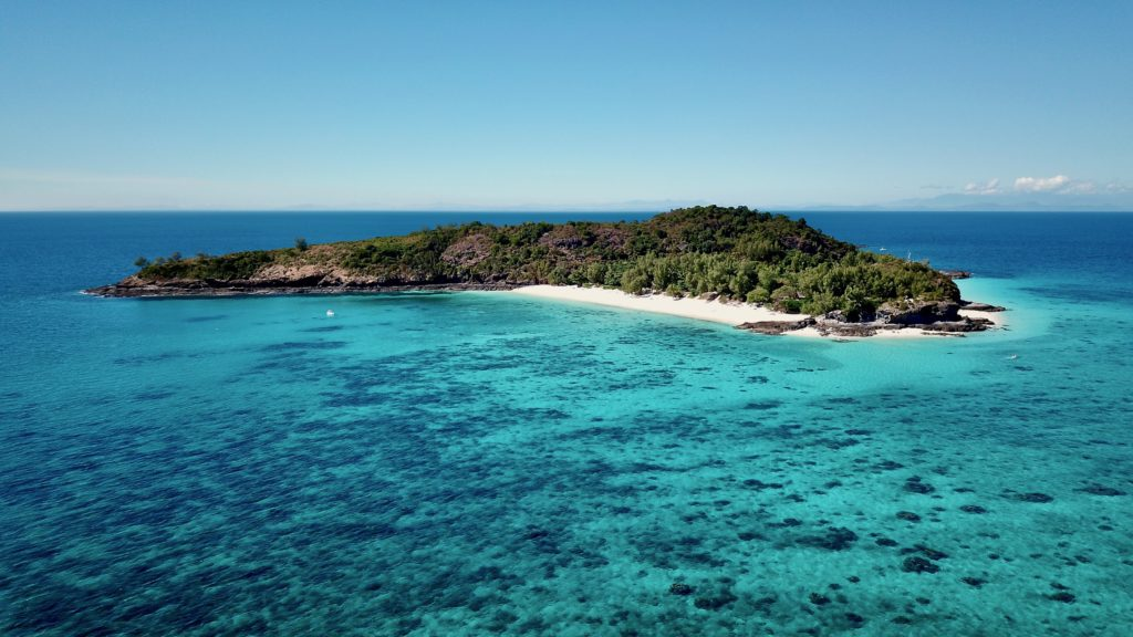 Tsarabanjina plage paradisiaque