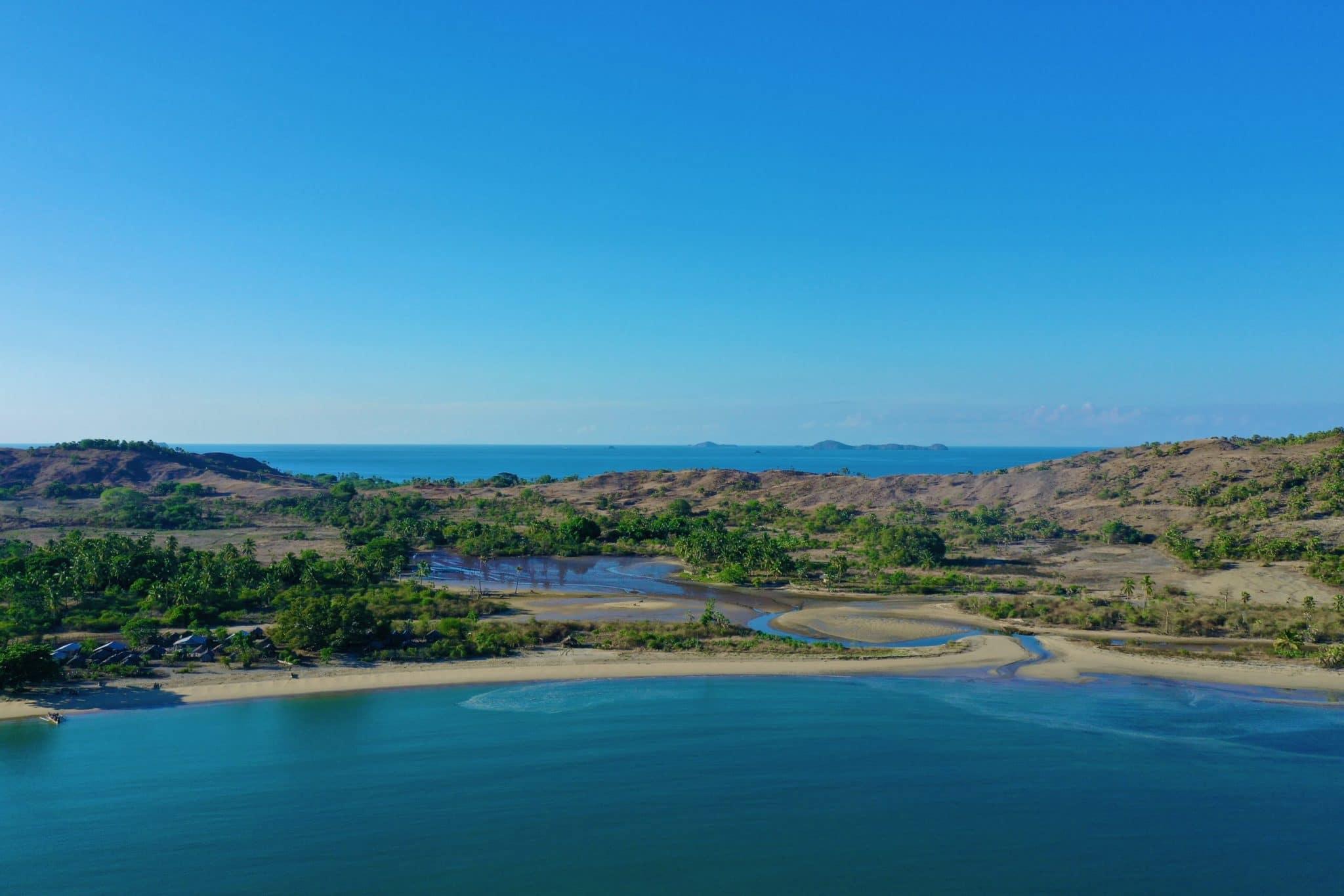 La grande Mitsio Madagascar