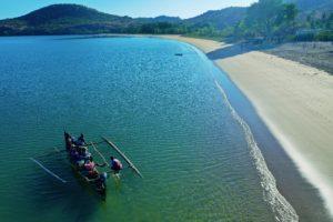 îles mitsio plage