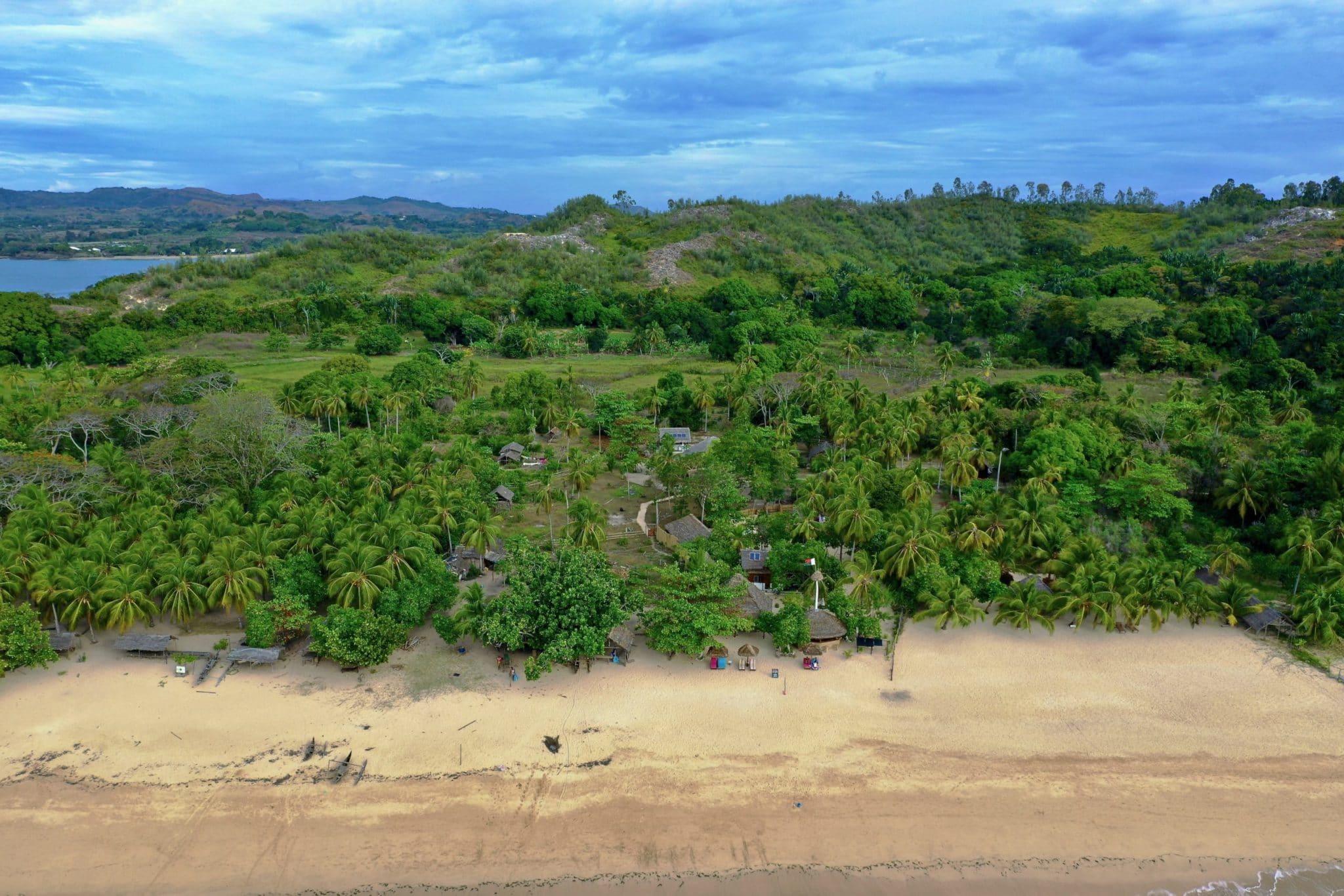 Forêt tropicale Nosy Sakatia