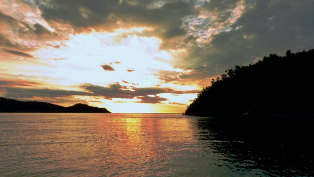 Baramahamay coucher de soleil