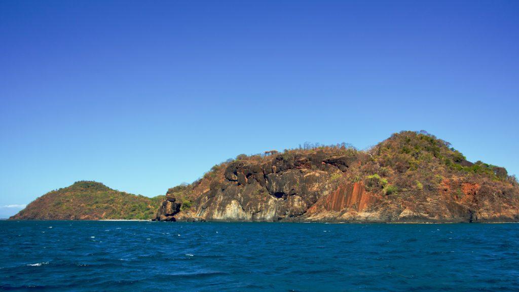 Paysage îles Mitsio