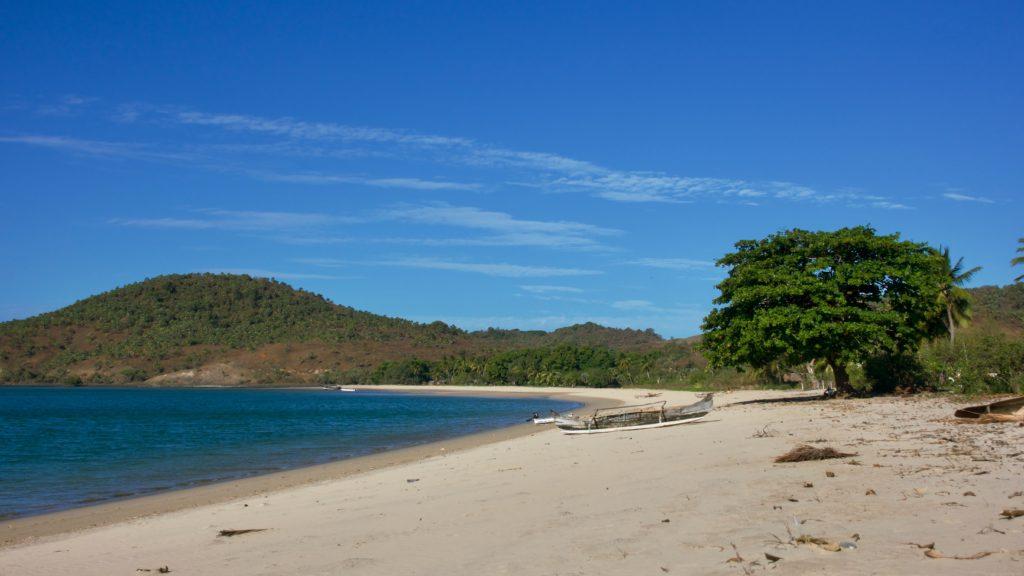 La Grande Mitsio plage