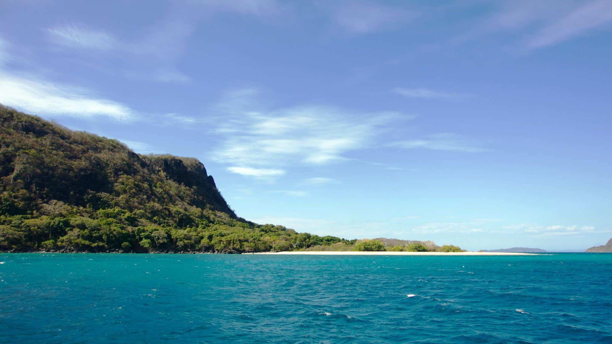 Îles Mitsio plage paradisiaque