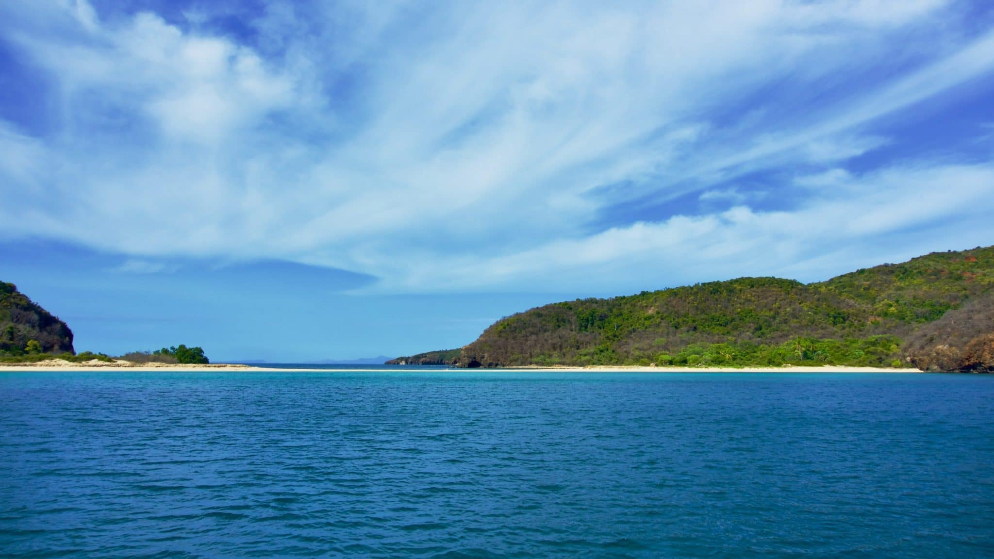 Les îles Mitsio