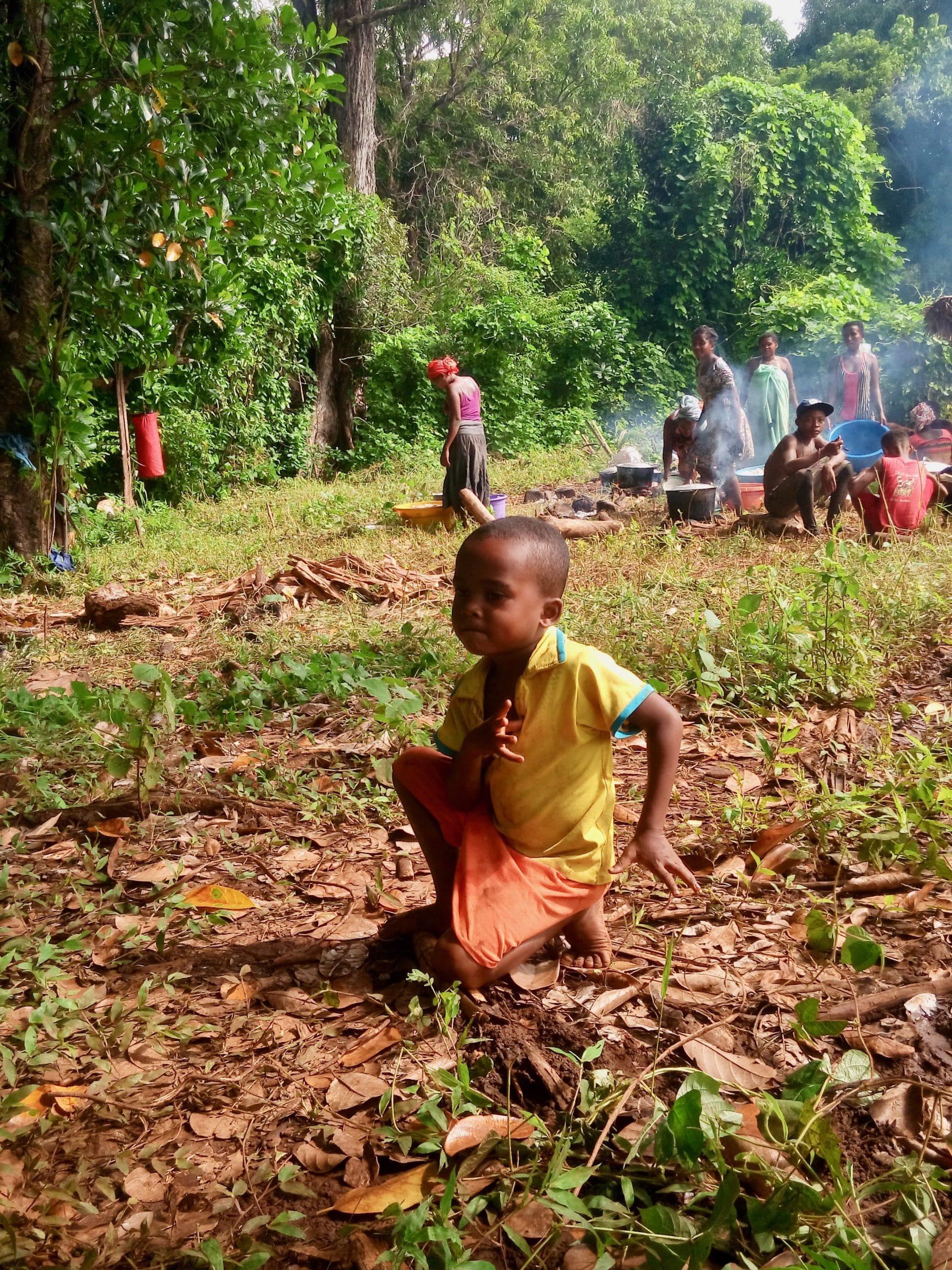 Enfant îles Radama