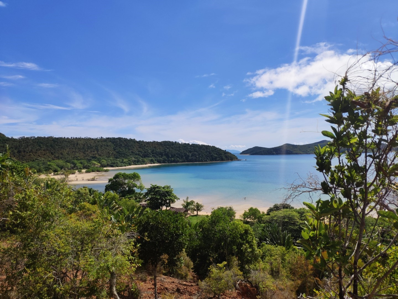 L'île de Nosy Be, plage paradisiaque